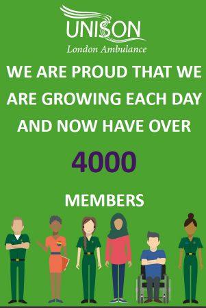 4000 members